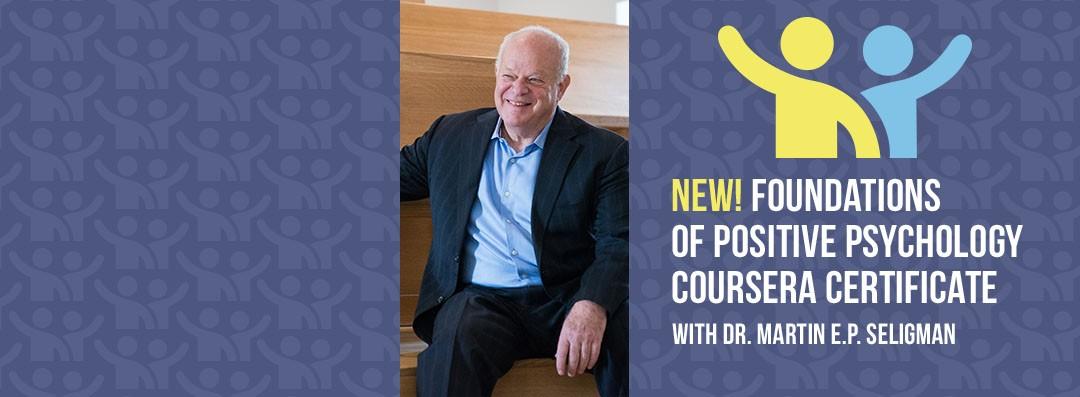 New! Foundations of Positive Psychology